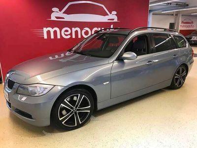 käytetty BMW 325 xi E91 Touring A - **Blackweek 1%+kulut**
