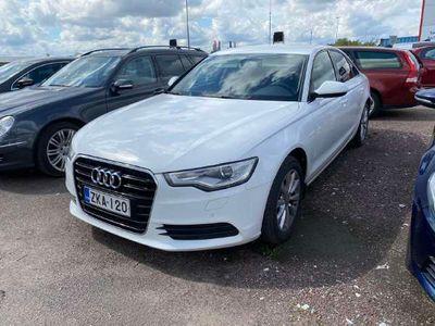 käytetty Audi A6 Sedan Business 2,0 TDI 130 kW multitronic Start-Stop ** Suomi-auto / Webasto / Tutkat / drive s