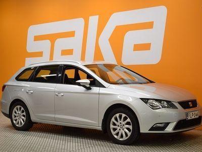 käytetty Seat Leon ST 1,6 TDI 105 Style ** Suomi-auto / Cruise / Lohkolämmitin / Tutkat / Juuri tullu Konalaan **