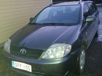 käytetty Toyota Corolla 1.6 -02