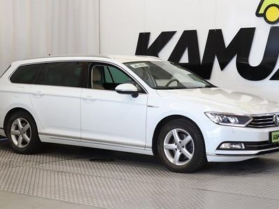 käytetty VW Passat Variant Executive 2,0 TDI 140 kW 4MOTION **NAHAT, WEBASTO, KOUKKU, LED**