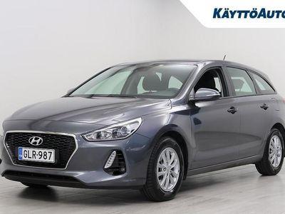käytetty Hyundai i30 Wagon 1.4 T-GDI 7DCT-aut. fresh plus