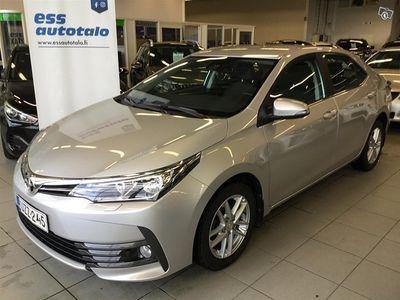 käytetty Toyota Corolla 1,6 Valvematic Active Edition Multidrive S 4ov