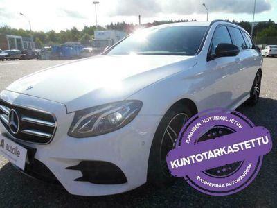 käytetty Mercedes 200 E *KUNTOTARKASTETTU!*T A Premium Business AMG. Tarakstettuna, Rahoituksella, Kotiin toimitettuna!