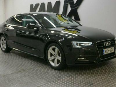 käytetty Audi A5 Sportback Business 2,0 TFSI 155 kW quattro S-tronic / Xenon / Urheiluistuimet / Kuvat tulossa /