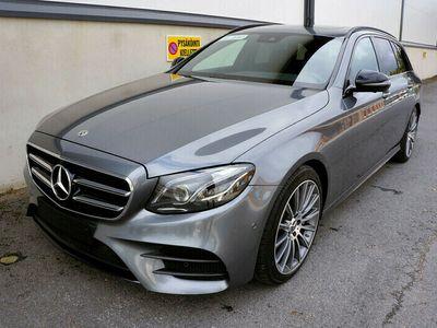 käytetty Mercedes E350 T A AMG, AMG sisä- ja ulkopaketti, Sähkömittaristo, Iso navi, 360* -kamera, Kattoluukku...