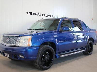 käytetty Cadillac Escalade