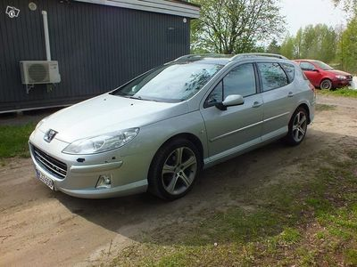 gebraucht Peugeot 407 SW 2.0 HDI AUTOMATIC