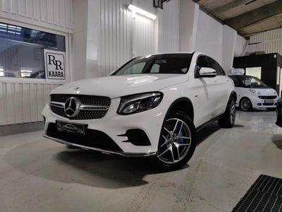 käytetty Mercedes GLC350 e Coupé 4Matic A Premium Bsn AMG #360 KAMERA#SÄHKÖKOUKKU#