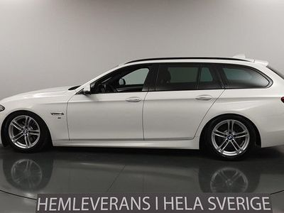 käytetty BMW 520 d M Sport HiFi Pdc Eu6 190hk