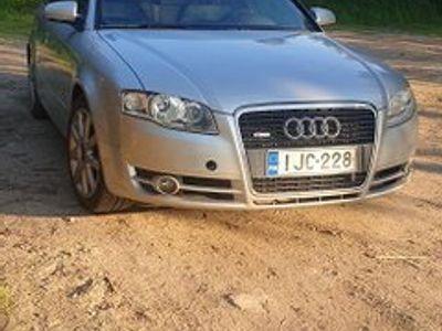 käytetty Audi A4 avant 125 kw S-line