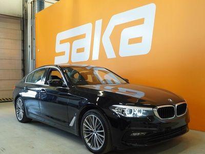 käytetty BMW 530 530 G30 Sedan e A iPerformance Business Comfort ** TULOSSA ** Intelligent Safety / Pysäköintiavustin