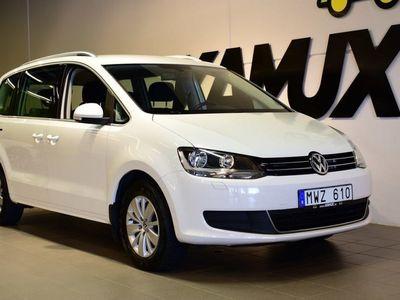 käytetty VW Sharan 2.0 BlueTDI Manuell 140hv 2x-renkaat 7-paikkainen