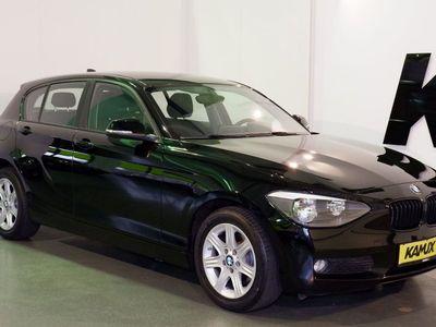 käytetty BMW 114 i Lim. +Ilmastointi+Istuinlämmitin +Bluetooth +Advantage Paket Plus +Parkkitutka