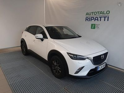 käytetty Mazda CX-3 2,0 (120) SKYACTIV-G Premium Plus 6AT EC2