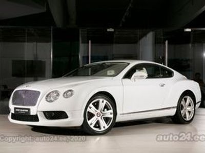 käytetty Bentley Continental GT 4.0 V8 373kW - Luxury Collection Automobiles