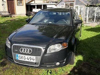 käytetty Audi A4 b7 3.0tdi quattro