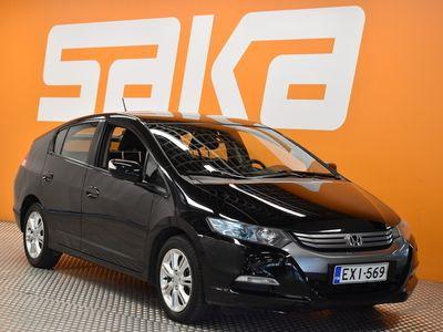 käytetty Honda Insight 5D 1,3 Comfort Business ** Suomi-auto / Kahdet renkaat / Lohkolämmitin ja sisäp. **