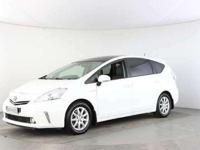 käytetty Toyota Prius+ Linea Sol 7p