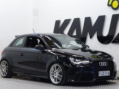 käytetty Audi A1 Compact Coupé Ambition 1,6 TDI / Ilma alusta / Isolla rahalla rakennettu! / Nahkasisusta / Sport penkit / Ohjelmoitu