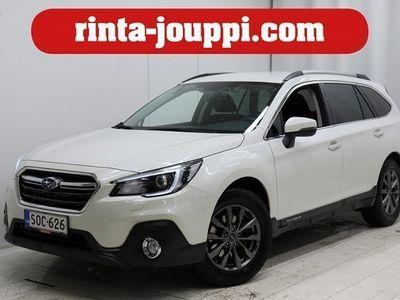 käytetty Subaru Outback 2,5i Active CVT (MY18) - Katso ajoneuvon Automessutarjoukset - www.rinta-jouppi.com