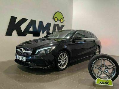 käytetty Mercedes 200 CLA-sarjaShooting Brake AMG Panorama | 136hv