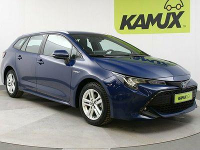 käytetty Toyota Corolla Touring Sports 1.8 Hybrid Active // Adapt.cruise + kaistanpito / Kaukovaloautomatiikka / Android Auto & Apple CarPlay //