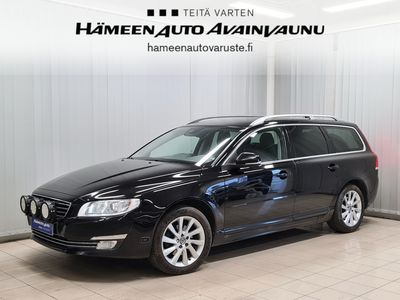 käytetty Volvo V70 D3 Business Classic aut - *Täyd.merkkiliik.huoltok *Webasto *Navi