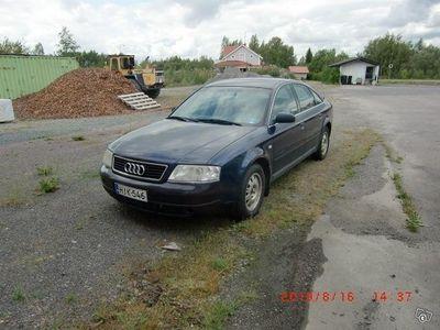 käytetty Audi A6 2,4 V6 Quattro vm.-97