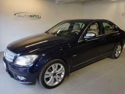 käytetty Mercedes C220 CDI Avantgarde Business Automatic