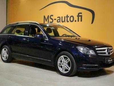 käytetty Mercedes C250 CDI BE T 4Matic A #Huippuvarusteet #JuuriTullut #Löytö #ILS #Comand-Navi #Sähkökoukku #Sähkökontti