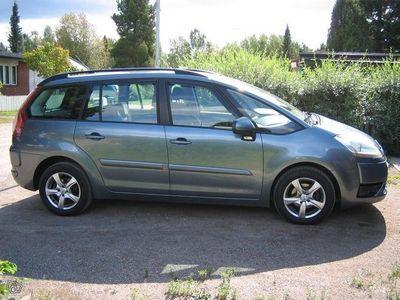käytetty Citroën C4 Picasso tila-auto
