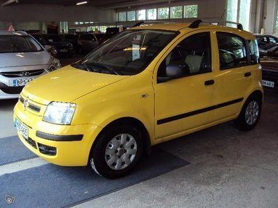käytetty Fiat Panda Dynamic 1,2 8v 60hv Eco Bensiini