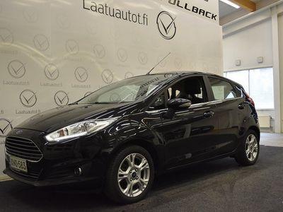 käytetty Ford Fiesta Fiesta 1,0 EcoBoost 100hv Start/Stop M5 Titanium 5-ovinen - ,1-omisteinen Rahoitus jopa ilman käsi