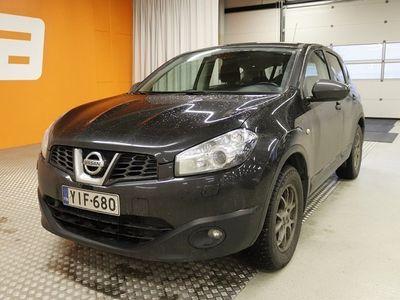 käytetty Nissan Qashqai 1,6L Acenta 2WD CVT ** Suomi-auto / Vakkari / Lohko + S pistoke / Koukku **