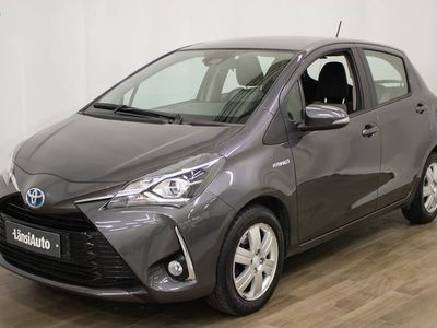 käytetty Toyota Yaris
