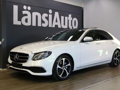 käytetty Mercedes E220 4Matic Avantgarde **** LänsiAuto Safe -sopimus hintaan 590€. ****
