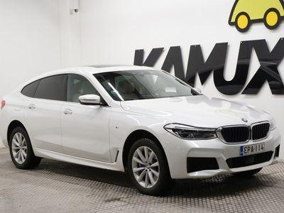 käytetty BMW 630 630 Gran Turismo G32 Gran Turismo d A xDrive/Todella kattavasti varusteltu /