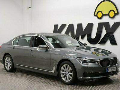käytetty BMW 740 Le iPerformance A xDrive G12 Sedan Business Exclusive / HUIPPUVARUSTEET / Suomi-auto / 1. Omistajalta / ALV-vähennyskelpoinen /