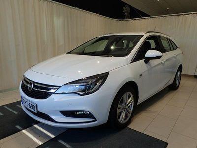 käytetty Opel Astra Sports Tourer Comfort 150 Turbo A **Lämpöpaketti kaupanpäälle** Rahoitus korko 0%