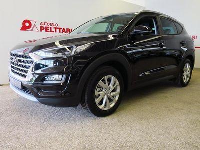 käytetty Hyundai Tucson 1,6 CRDi 136 hv 4WD 7-DCT-aut Comfort Limited WLTP