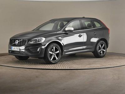 käytetty Volvo XC60 D4 Business Classic R-Design A