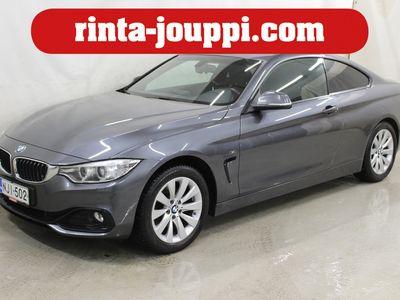 käytetty BMW 420 420 F32 Coupe i A xDrive Business Sport - Black Friday tarjous: Rinta-Jouppi Turva 0€ tähän autoon*