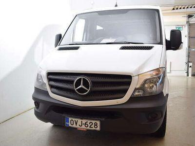 käytetty Mercedes Sprinter 213CDI-3,0/37K keskipitkä A2 A BE Trend