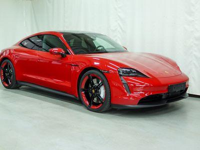 käytetty Porsche Taycan 4S Perfomance Battery Plus Aivan huippuvarusteltu yksilö! Katso listaus!