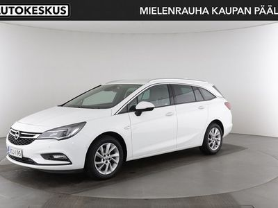 käytetty Opel Astra Sports Tourer Innovation 1,4 Turbo ecoFLEX Start/Stop 150hv MT6, Webasto