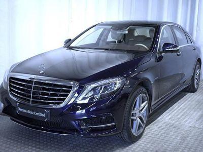 käytetty Mercedes S500 e L AMG Line ** 2 vuoden takuu **