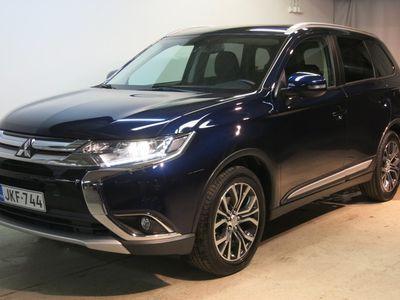 käytetty Mitsubishi Outlander 2,0 MIVEC Intense CVT 2WD 5P