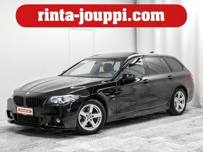 käytetty BMW 520 F11 Touring xDrive M-Sport - Tähän autoon 200€ arvoinen Nesteen polttoainelahjakortti kaupan päälle!*