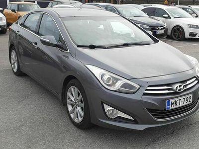 käytetty Hyundai i40 Sedan 2,0 GDI 6MT Style *** J. kotiintoimitus